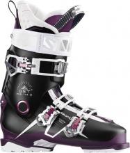 sjezdové boty Salomon QST PRO 110 W black/burgandy/pin