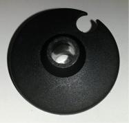 kroužek pro sjezdové hole art.49 včetně držáku