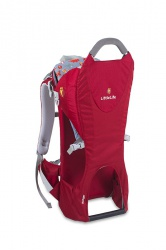 LittleLife Ranger Child Carrier 2017 red