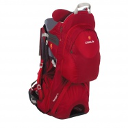 LittleLife Voyager S4 Child Carrier red