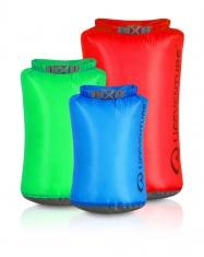 Lifeventure Ultralight Dry Bag 15l orange