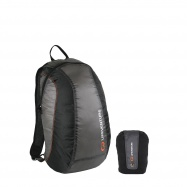 Lifeventure Packable Backpack 16l black