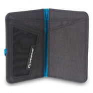 Lifeventure RFID Protected Card Wallet grey