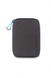 Lifeventure RFID Protected Mini Document Wallet grey