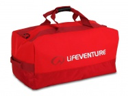 Lifeventure Expedition Duffle 100l red