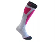 Bridgedale Alpine Tour Women\'s lt. grey/pink/044
