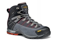 Asolo Fugitive GTX cendre/gunmetal/red/900 MM