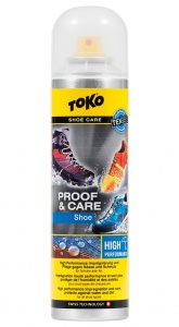impregnace TOKO Shoe Proof+Care 250ml na obuv