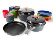 GSI Outdoors Bugaboo Camper sada nádobí