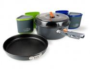 GSI Outdoors Bugaboo Backpacker sada nádobí