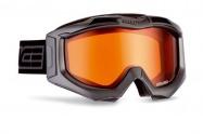 lyž.brýle SALICE 602DACRXFV charcoal/CRX orange