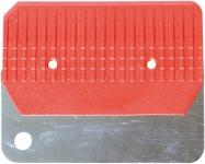 škrabka SWIX T35 malá ocelová pro klistry a vosky