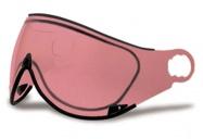 Mango - Visor + Flexvision + Mirror, růžový