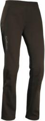 kalhoty Salomon Active Softshell W brown/black