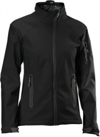 bunda Salomon Active Softshell W black
