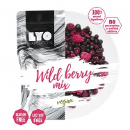 LYOfood Wild berry mix