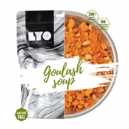 LYOfood Gulášová polévka s masem