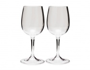 GSI Outdoors Nesting Wine Glass Set