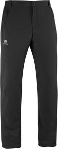 kalhoty Salomon Nova Softshell M black 13/14