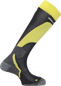 ponožky Salomon Enduro black/yellow/white