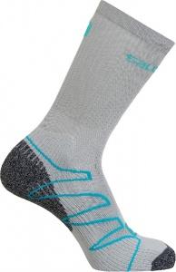 ponožky Salomon Eskape asphalt/pearl grey/union blue