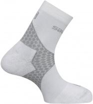 ponožky Salomon Nordic Equipe EXO white
