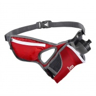ledvinka Salomon Hydro 45 belt bright red/iron 13/14