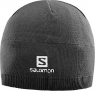 čepice Salomon SALOMON black 18/19