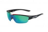 brýle SALICE 011ITA black/RW Green/orange