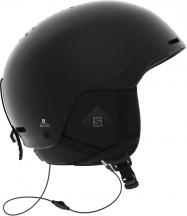 lyž.helma Salomon Brigade+ audio black  18/19