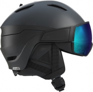 lyž.helma Salomon Driver black/UNI  18/19