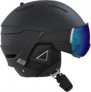 lyž.helma Salomon Driver+ black/silver/solar  17/18