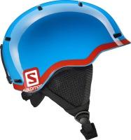 lyž.helma Salomon Grom blue/red KIDS 16/17