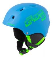 Etape - přilba SCAMP, modrá/zelená mat