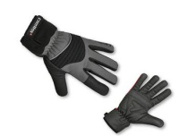 Pells Rukavice X-WINTER - černá/šedá M
