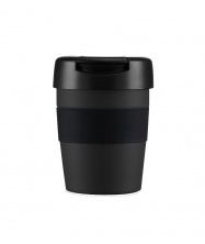 Lifeventure Insulated Coffee Cup 250ml black