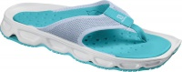 boty Salomon RX Break 4.0 W cashmere blue/white UK6,5