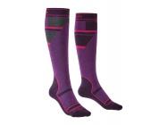 Bridgedale Ski Mountain Junior purple/grey/070