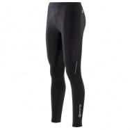 SKINS A200 Womens Black/Black Thermal long tights