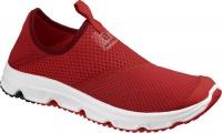 boty Salomon RX MOC 4.0 red/white UK10