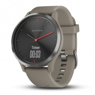 Garmin vívomove Optic Sport Black, Sandstone band (velikost Unisex)