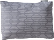 Thermarest TREKKER PILLOW CASE Gray Print obal na polštářek šedý se vzorem