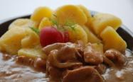 Expres menu Krůta na slanině 2 porce