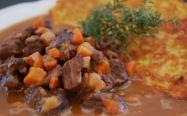 Expres menu Jelení ragů - Krakonošova pochoutka 2 porce