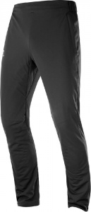 kalhoty Salomon Agile warm M black XL 19/20