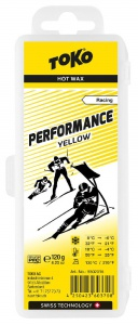 vosk TOKO Performance 120g yellow 0/-6°C