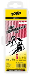 vosk TOKO High Performance 120g red -4/-12°C