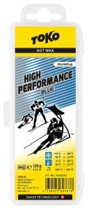 vosk TOKO High Performance 120g blue -10/-30°C
