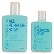 Lifeventure All Purpose Soap - antibakteriální mýdlo na cesty