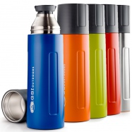 GSI Outdoors Glacier Stainless Vacuum Bottle 1l